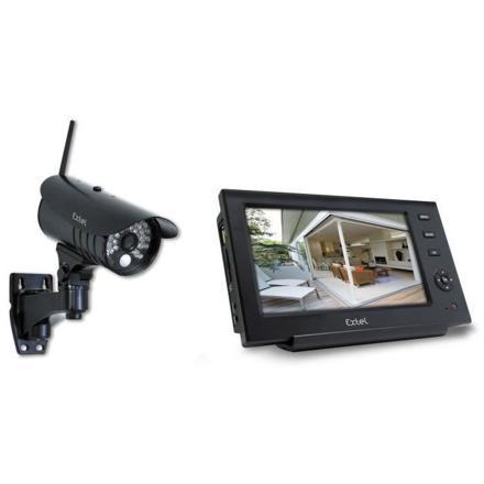 camera de surveillance sans fil