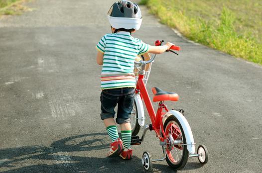 comment apprendre à faire du vélo