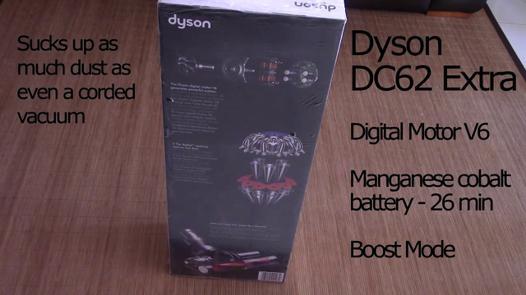 dyson dc62 extra
