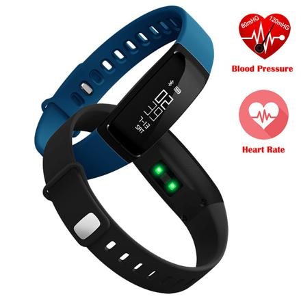 montre cardio poignet