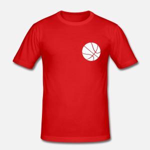 t shirt de basket