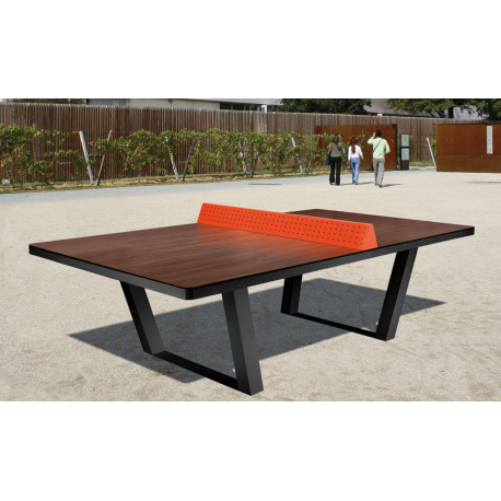 table de ping pong outdoor