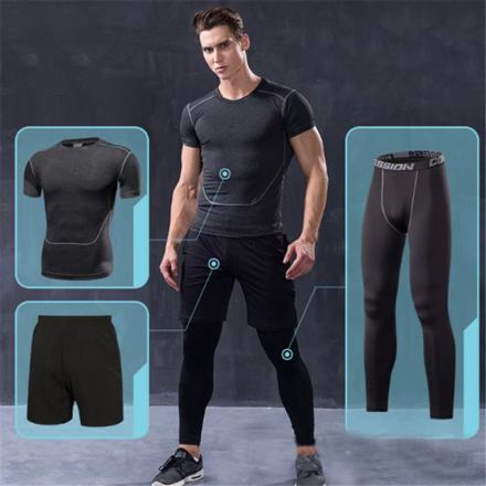 tenue fitness homme