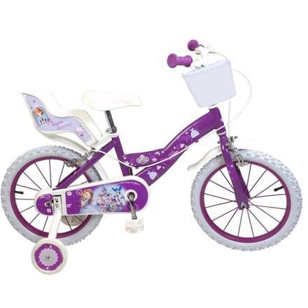 vélo 16 pouces fille