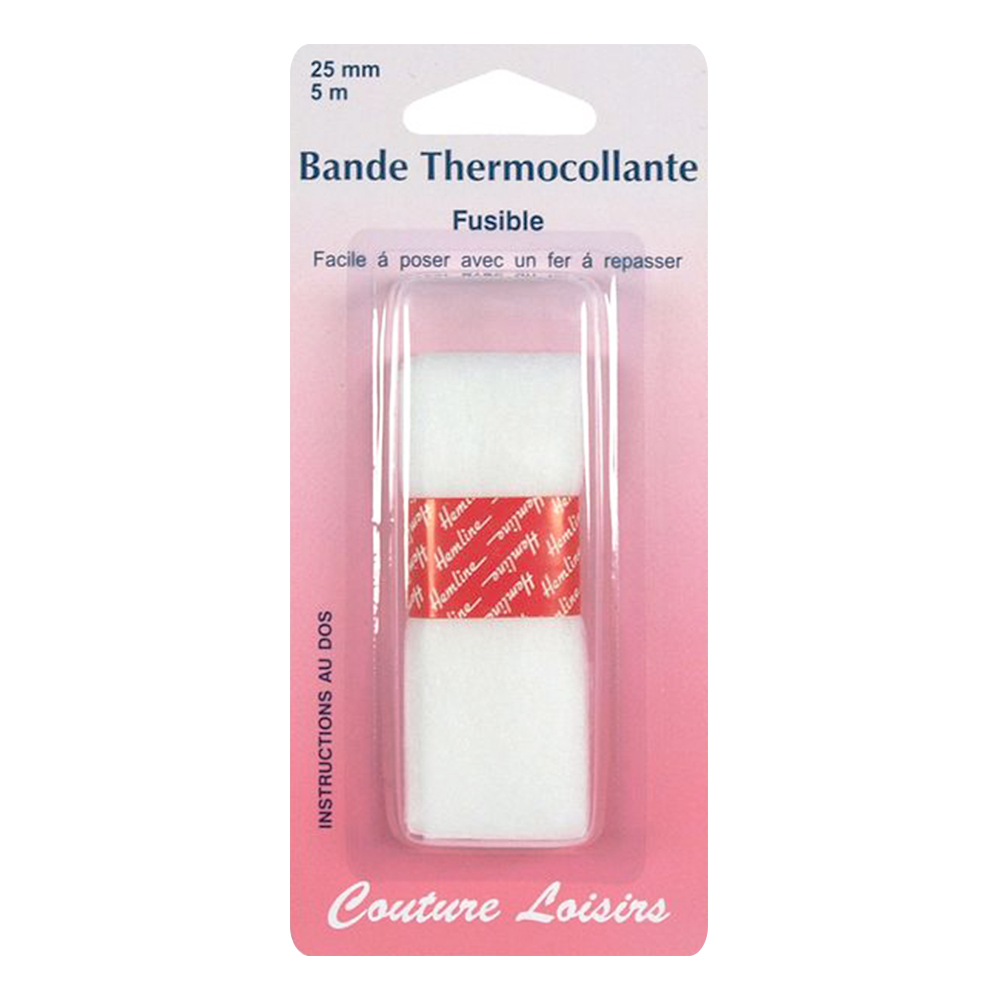 bande thermocollante