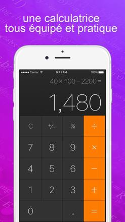 calculatrice secret
