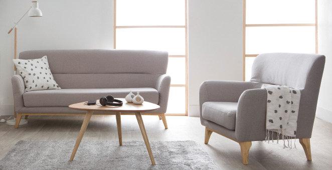 canapé et fauteuil