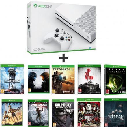 jeux xbox one s