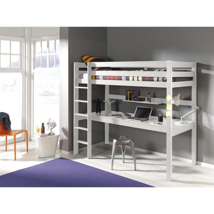 lit avec bureau