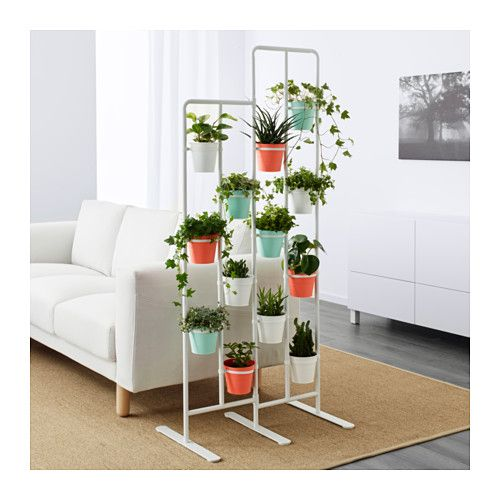 piedestal plante